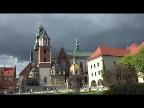 KRAKÓW - KATEDRA WAWELSKA - CRACOW - WAWEL CATHEDRAL