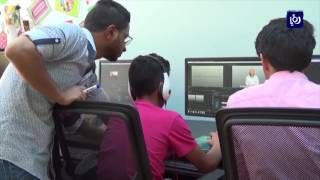 مشروع أفلامي لتدريب الشباب على صناعة الأفلام في البتراء