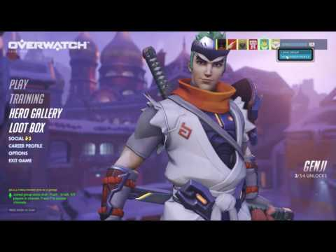 EGO Overwatch Night