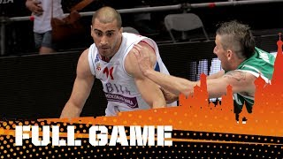 GAME OF THE DAY - Serbia defeats Slovenia in Classic replay FIBA #3x3WC