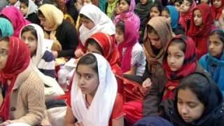 Children's Class: 17th January 2010 - Part 2