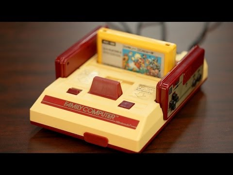 Classic Game Room - NINTENDO FAMICOM review