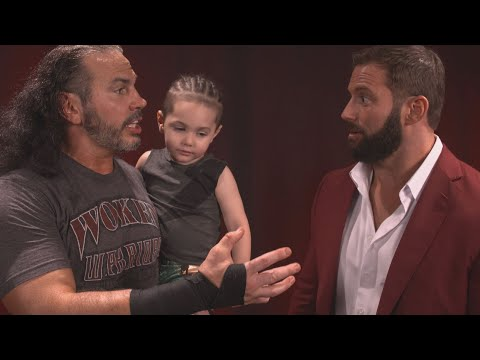 Matt Hardy and Zack Ryder reveals news of the WWE Internet Championship: Network Pick of the Week