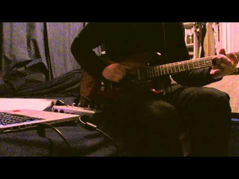 John Mayer - Only Heart - Guitar Solo Cover