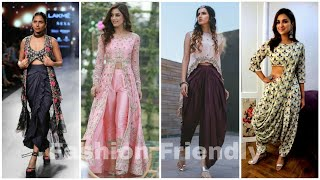 Party wear dresses 2019 // Indo Western dresses for girls 2019 - Fashion Friendly