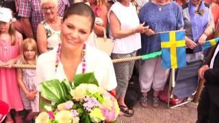 Kronprinsessan i intervju med Expressen