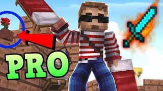 MINECRAFT BED WARS - BECOMING A PRO!