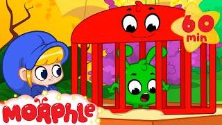 Orphle Pranks Morphle - Kids Cartoon   Mila And Morphle