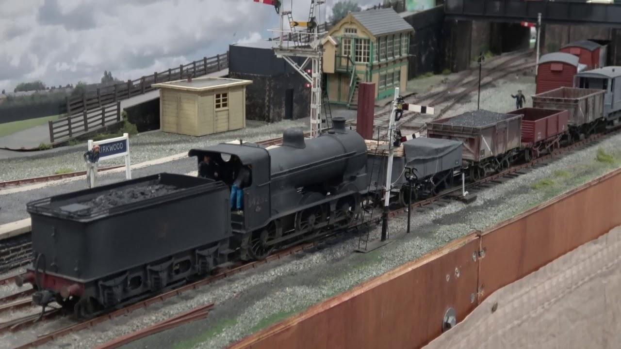 the national festival of railway modelling \u2013 peterborough 2017 partthe national festival of railway modelling \u2013 peterborough 2017 part 3