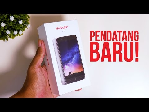 Unboxing SHARP R1 Indonesia