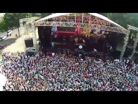 Color Run - Mlayu Heritage , Suroboyo Fest with GoproID Surabaya