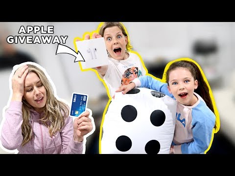 I'LL BUY ANYTHING YOU ROLL!! APPLE GIVEAWAY!