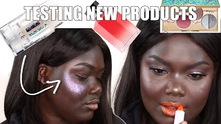 Testing Out + First Impression on NEW Products From SEPHORA! || Nyma Tang