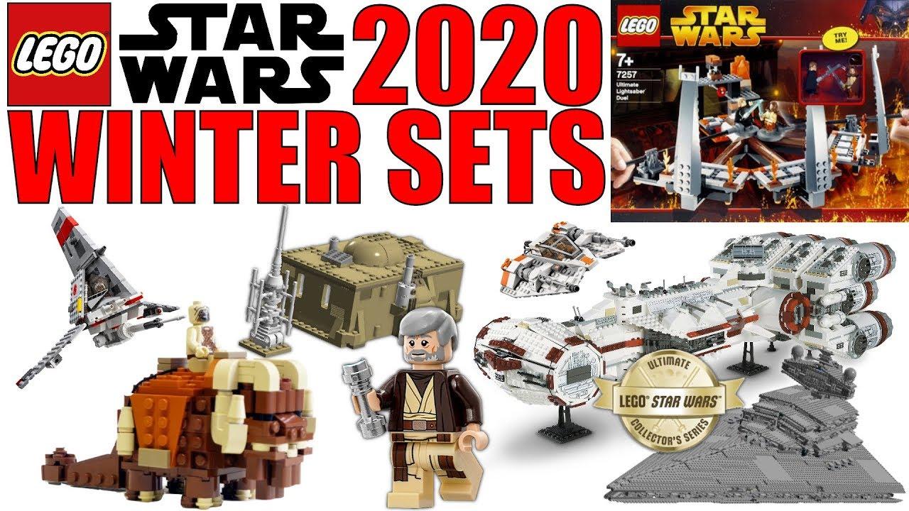 Best Lego Sets 2020 LEGO Star Wars 2020 Set Rumors!   YouTube