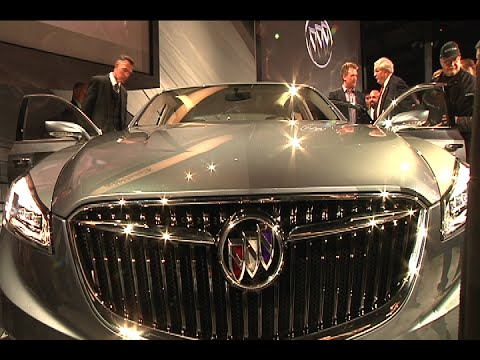 The future of Buick revealed - Cascada convertible and Avenir concept - YouTube