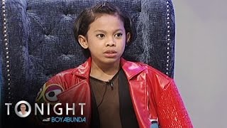 TWBA: Fast Talk with Awra Briguela