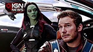 Guardians of The Galaxy Surpass Iron Man