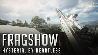 "Battlefield 4 - Uncut Hysteria in ""Fragshow"""