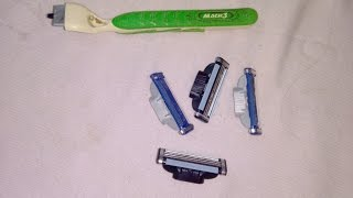 How to reuse old Gillette Mach 3 cartige as better then new