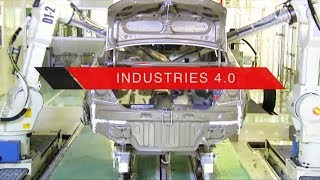 Gambar cover Why manufacturers should transform into Connected digital enterprises in Industry 4.0?