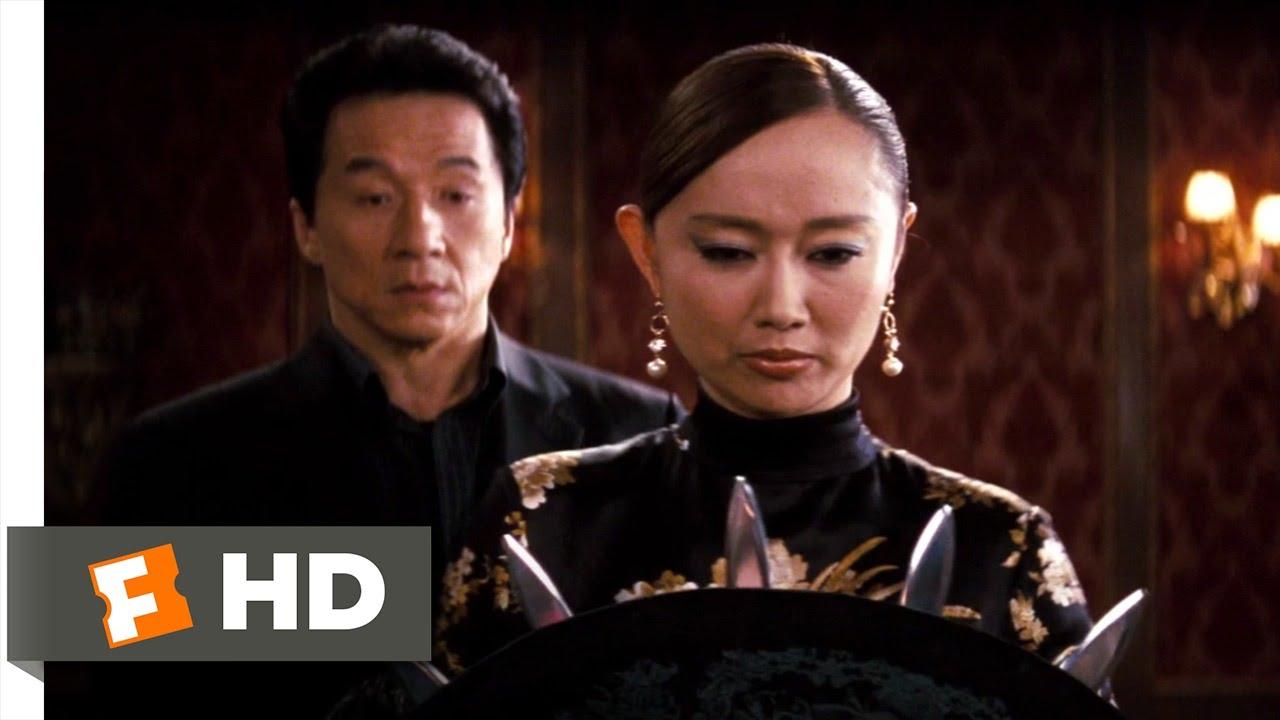 Rush Hour 3 3 5 Movie Clip Lee S Deadliest Fan 2007 Hd Youtube
