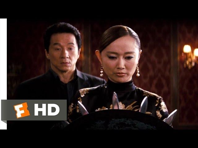 Rush Hour 3 (3/5) Movie CLIP - Lee\'s Deadliest Fan (2007) HD