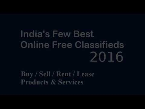 Few Best online free classifieds list in India for Ad Posting - Buy Sell Rent Lease