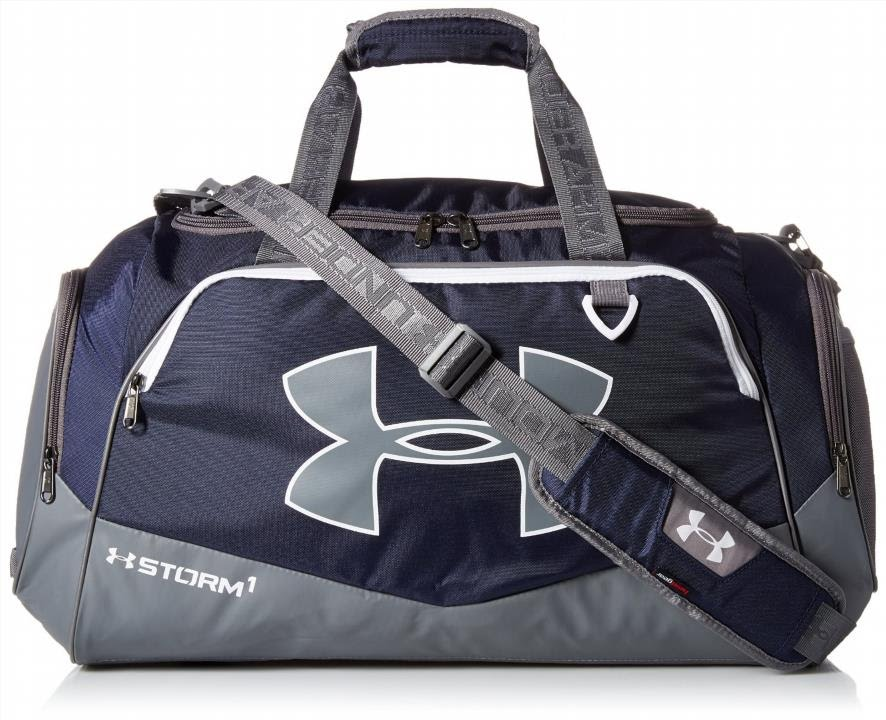d4e1e6ef94 Under Armour Hustle-R Small Duffle Bag - YouTube