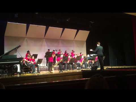 WWMS Jazz Band pt.2