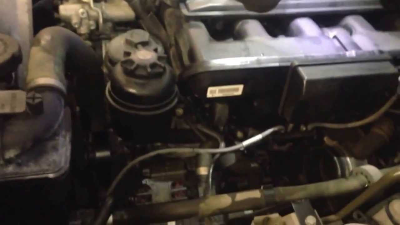 2004 Bmw X5 Engine Remove Youtube 2002 Motor Wiring Harness