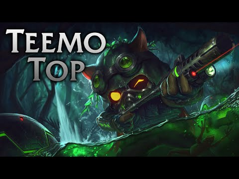 League of Legends | Omega Squad Teemo Top - Full Game Commentary