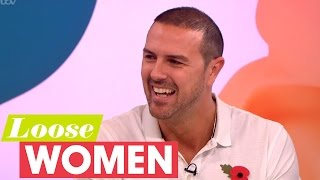 Paddy McGuinness Tips Ruth Langsford £20 | Loose Women