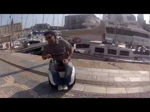 画像: Paolo Badano Genny Mobility 2.0 Go Segway Wheelchair youtu.be