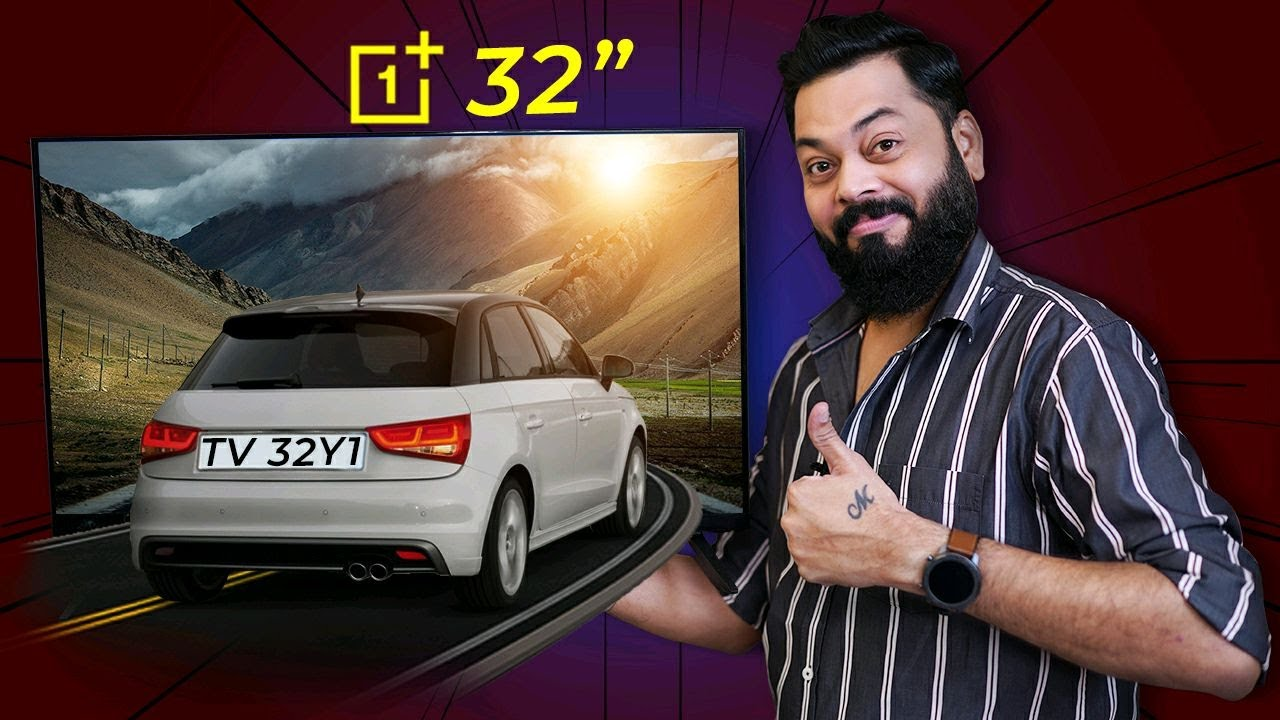 OnePlus TV 32 Inch HD Ready Android TV Full Review ⚡⚡⚡ Best Smart TV Under 13K?