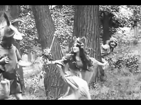 """A Midsummer Night's Dream"" (1909) starring Florence Turner"