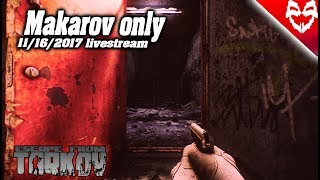 - Makarov only...