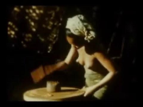 A Traditional Balinese Potter- Bali Kuno, Indonesia