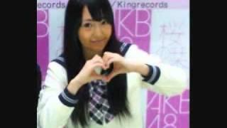 AKB48佐藤亜美菜「萌え萌えキュン」