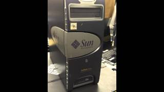 Sunblade 1500 Power Supply video and photos