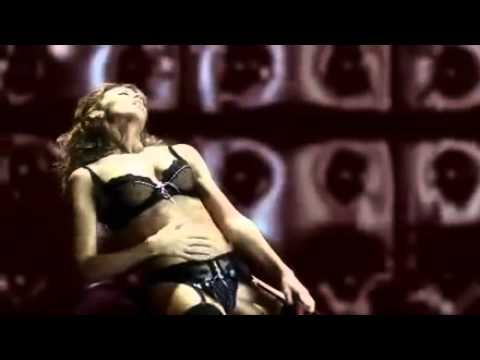 Kylie Minogue's Banned Agent Provocateur Commercial
