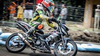 honda new sonic 150r dan cbr150r road race hrc seri 5 medan 2015