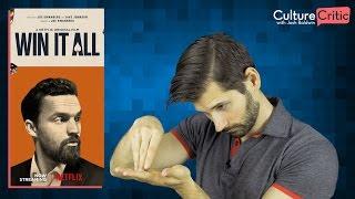 Win It All  |  Netflix Movie Review  |  Film Directed by Joe Swanberg Starring Jake Johnson