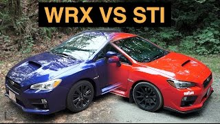 Subaru WRX vs STI - 3 Reasons Why The WRX Is Better