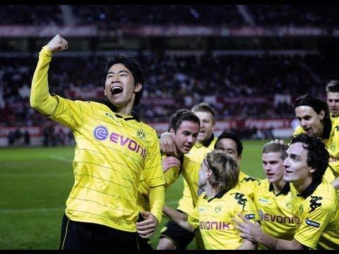 Shinji Kagawa All goals and assists 11/12  香川真司 全ゴール&全アシスト 11/12