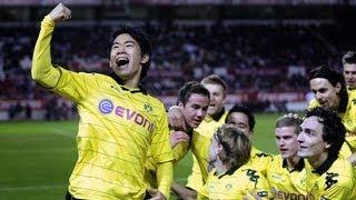 shinji kagawa all goals and assists 11 12 香川真司 全ゴール 全アシスト 11 12