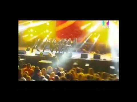 Julia Volkova  Davai Zakrutim Zemlyu LIVE  Zone MUZ TV 2012