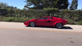 Download Lamborghini Countach Automobile Model Video Imclips Net