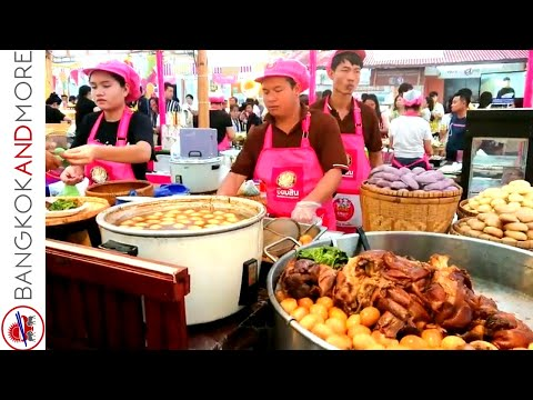 Amazing Thai Street Food Festival Bangkok 2019 @ centralwOrld Plaza