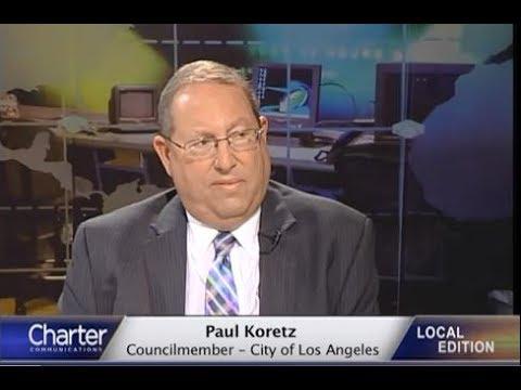 Charter Local Edition with LA Councilmember Paul Koretz