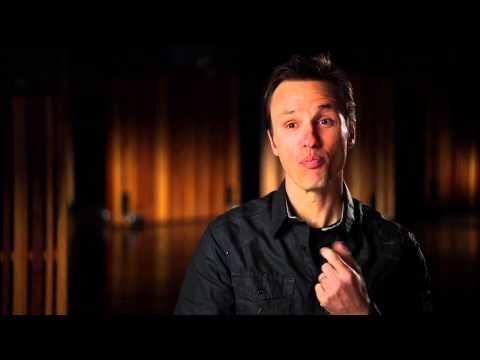 The Book Thief: Author Markus Zusak On Set Movie Interview